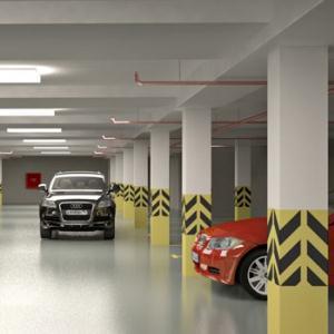 Автостоянки, паркинги Калинино