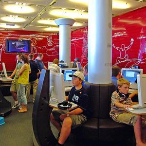 Интернет-кафе Калинино