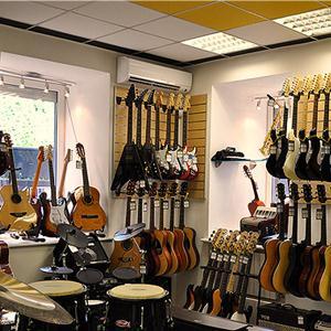 Музыкальные магазины Калинино