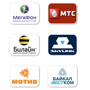 Операторы сотовой связи Калинино